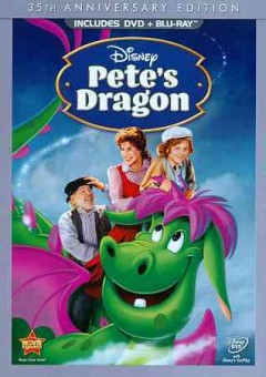 Pete's dragon /  Walt Disney Production ; producers, Ron Miller and Jerome Courtland ; director, Don Chaffey. - Walt Disney Production ; producers, Ron Miller and Jerome Courtland ; director, Don Chaffey.