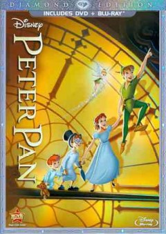 Peter Pan /  a Walt Disney production ; story, Ted Sears ... [et al.] ; directing animators, Milt Kahl ... [et al.] ; directors, Hamilton Luske, Clyde Geronimi, Wilfred Jackson. - a Walt Disney production ; story, Ted Sears ... [et al.] ; directing animators, Milt Kahl ... [et al.] ; directors, Hamilton Luske, Clyde Geronimi, Wilfred Jackson.