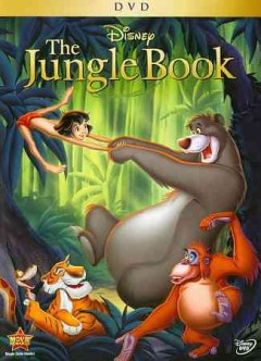 The jungle book /  screenwriters, Ken Anderson, Larry Clemmons, Ralph Wright, Vance Gerry ; directed by Wolfgang Reitherman. - screenwriters, Ken Anderson, Larry Clemmons, Ralph Wright, Vance Gerry ; directed by Wolfgang Reitherman.