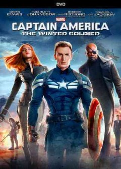 Captain America, the winter soldier /  Marvel Studios presents ; produced by Kevin Feige ; screenplay by Christopher Markus & Stephen McFeely ; directed by Anthony and Joe Russo. - Marvel Studios presents ; produced by Kevin Feige ; screenplay by Christopher Markus & Stephen McFeely ; directed by Anthony and Joe Russo.