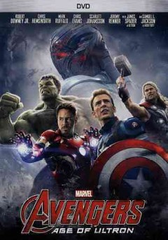 Marvel Avengers, age of Ultron /  Marvel Studios presents ; written and directed by Joss Whedon.