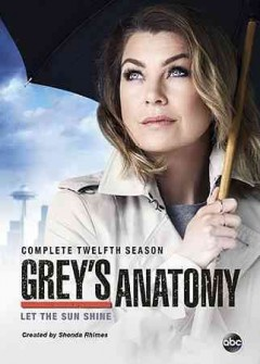 Grey's Anatomy Season 12.