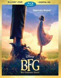 The BFG /  Disney, Amblin Entertainment and Reliance Entertainment present ; produced by Steven Spielberg, Frank Marshall, Sam Mercer ; screenplay by Melissa Mathison ; directed by Steven Spielberg. - Disney, Amblin Entertainment and Reliance Entertainment present ; produced by Steven Spielberg, Frank Marshall, Sam Mercer ; screenplay by Melissa Mathison ; directed by Steven Spielberg.