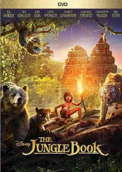 The jungle book /  Disney presents a Fairview Entertainment production ; screenplay by Justin Marks ; directed by Jon Favreau. - Disney presents a Fairview Entertainment production ; screenplay by Justin Marks ; directed by Jon Favreau.