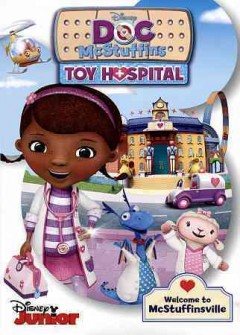 Doc McStuffins - Toy Hospital.