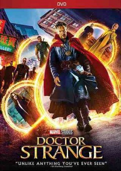 Doctor Strange /  Marvel Studios presents ; directed by Scott Derrickson ; written by Jon Spaihts and Scott Derrickson & C. Robert Cargill ; produced by Kevin Feige. - Marvel Studios presents ; directed by Scott Derrickson ; written by Jon Spaihts and Scott Derrickson & C. Robert Cargill ; produced by Kevin Feige.