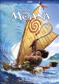 Moana /  screenplay by Jared Bush; directors, Ron Clements, John Muskr, Don Hall, Chris Williams. - screenplay by Jared Bush; directors, Ron Clements, John Muskr, Don Hall, Chris Williams.