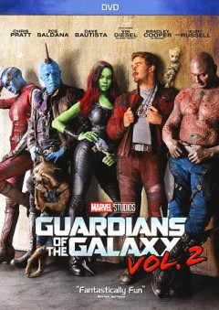 Guardians of the galaxy.  Marvel Studios presents ; a James Gunn film ; produced by Kevin Feige ; written and directed by James Gunn. - Marvel Studios presents ; a James Gunn film ; produced by Kevin Feige ; written and directed by James Gunn.