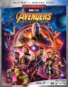 Avengers : infinity war / producers, Kevin Feige, Louis D'Ésposito, Victoria Alonso, Michael Grillo, Stan Lee ; writers, Christopher Markus & Stephen McFeely ; directors, Anthony and Joe Russo. - producers, Kevin Feige, Louis D'Ésposito, Victoria Alonso, Michael Grillo, Stan Lee ; writers, Christopher Markus & Stephen McFeely ; directors, Anthony and Joe Russo.