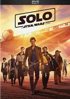 Solo : a Star Wars story / a Lucasfilm Ltd. production ; produced by Kathleen Kennedy, Allison Shearmur, Simon Emanuel ; written by Jonathan Kasdan & Lawrence Kasdan ; directed by Ron Howard. - a Lucasfilm Ltd. production ; produced by Kathleen Kennedy, Allison Shearmur, Simon Emanuel ; written by Jonathan Kasdan & Lawrence Kasdan ; directed by Ron Howard.