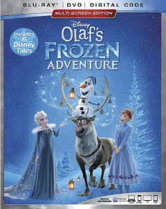 Olaf's frozen adventure /  producer, Roy Conli ; writer, Jac Schaeffer ; director, Stevie Wermers-Skelton, Kevin Deters. - producer, Roy Conli ; writer, Jac Schaeffer ; director, Stevie Wermers-Skelton, Kevin Deters.