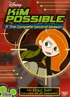 Kim Possible: The Classic Series.
