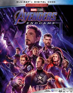Avengers : endgame [2-disc set] / directors, Anthony Russo, Joe Russo ; producers, Kevin Feige ; writers, Christopher Markus, Stephen McFeely. - directors, Anthony Russo, Joe Russo ; producers, Kevin Feige ; writers, Christopher Markus, Stephen McFeely.