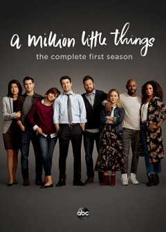 A million little things : season 1 [4-disc set] / directors, James Griffiths, Richard J. Lewis ; writer, D.J. Nash. - directors, James Griffiths, Richard J. Lewis ; writer, D.J. Nash.