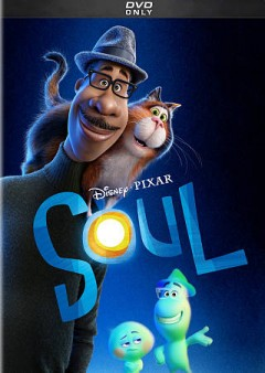 Soul /  Disney presents ; a Pixar Animation Studios film ; produced by Dana Murray ; story & screenplay by Pete Docter, Mike Jones, Kemp Powers ; co-directed by Kemp Powers ; directed by Pete Docter. - Disney presents ; a Pixar Animation Studios film ; produced by Dana Murray ; story & screenplay by Pete Docter, Mike Jones, Kemp Powers ; co-directed by Kemp Powers ; directed by Pete Docter.