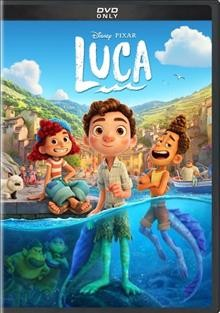 Luca /  Disney [presents] ; [a] Pixar Animation Studios [film] ; directed by Enrico Casarosa ; produced by Andrea Warren ; story by Enrico Casarosa, Jesse Andrews, Simon Stephenson ; screenplay by Jesse Andrews, Mike Jones. - Disney [presents] ; [a] Pixar Animation Studios [film] ; directed by Enrico Casarosa ; produced by Andrea Warren ; story by Enrico Casarosa, Jesse Andrews, Simon Stephenson ; screenplay by Jesse Andrews, Mike Jones.