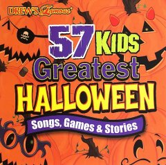 57 kids greatest Halloween songs, games & stories.