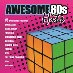 Awesome 80's hits.