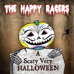 A very scary Halloween /  the Happy Racers. - the Happy Racers.