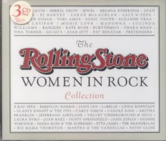 The Rolling Stone women in rock collection.