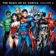 The music of DC Comics.