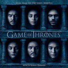 Game of thrones. music from the HBO series / music by Ramin Djawadi.