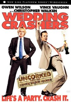 Wedding crashers /  New Line Cinema presents a Tapestry Films production, a David Dobkin film ; produced by Peter Abrams, Robert L. Levy, Andrew Panay ; written by Steve Faber & Bob Fisher ; directed by David Dobkin.