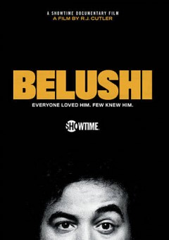 Belushi /  writer/director, R.J. Cutler. - writer/director, R.J. Cutler.