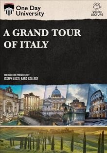 A grand tour of Italy.