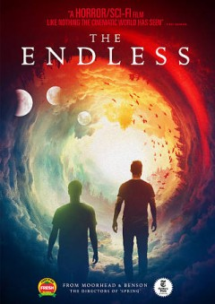 The endless /  Snowfort Pictures presents ; with Love & Death Productions and Pfaff & Pfaff Productions ; a Moorhead & Benson film ; producers, David Lawson Jr., Justion Benson, Aaron Moorhead, Thomas R. Burke, Leal Naim ; written by Justin Benson ; directed by Justin Benson & Aaron Moorhead.