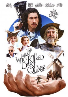 The man who killed Don Quixote /  a Screen Media release ;   Pictures present ; a Tornasol production ; with Kinology ; in co-production with Recorded Picture Company ; produced by Mariela Besuievsky, Gerardo Herrero, Amy Gilliam, Grégoire Melin, Sébastien Delloye ; written by Terry Gilliam & Tony Grisoni ; directed by Terry Gilliam. - a Screen Media release ;   Pictures present ; a Tornasol production ; with Kinology ; in co-production with Recorded Picture Company ; produced by Mariela Besuievsky, Gerardo Herrero, Amy Gilliam, Grégoire Melin, Sébastien Delloye ; written by Terry Gilliam & Tony Grisoni ; directed by Terry Gilliam.