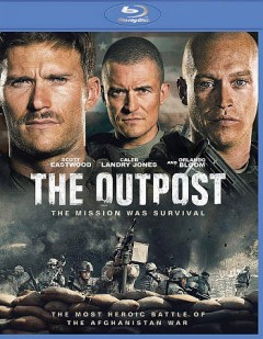 The outpost /  Screen Media Release, Millenium Media presents ; writer, Jake Tapper ; producers, Paul Merryman, Paul Tamasy, Mark Frydman ; screenplay, Paul Tamasy, Eric Johnson ; directed by Rod Lurie. - Screen Media Release, Millenium Media presents ; writer, Jake Tapper ; producers, Paul Merryman, Paul Tamasy, Mark Frydman ; screenplay, Paul Tamasy, Eric Johnson ; directed by Rod Lurie.