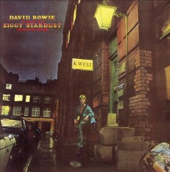The rise and fall of Ziggy Stardust and the spiders from Mars /  David Bowie. - David Bowie.