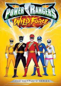 Power Rangers wild force : the complete series [5-disc set].