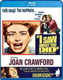 I saw what you did /  directed by William Castle. - directed by William Castle.
