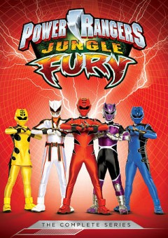 Power Rangers jungle fury : the complete series [4-disc set] / Saban Brands ; DVD producer, Brian Ward. - Saban Brands ; DVD producer, Brian Ward.