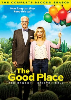 The Good Place.  created by Michael Schur ; producer, Jen Statsky ; produced by David Hyman ; Fremulon ; 3 Arts Entertainment ; Universal Television.