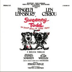 Sweeney Todd : the demon barber of Fleet Street : original Broadway cast recording [soundtrack] / [music and lyrics by Stephen Sondheim ; book by Hugh Wheeler ; based on a version of