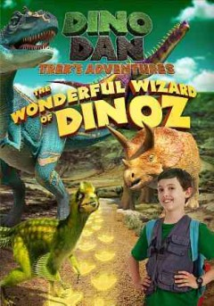 Dino Dan, Trek's adventures : The wonderful wizard of Dinoz.