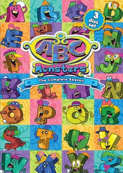 ABC Monsters - The Complete Series.