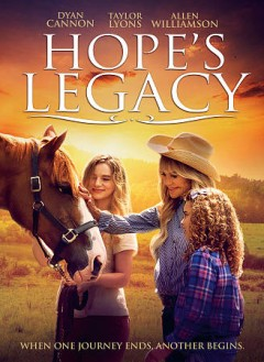 Hope's legacy /  directed and produced by Douglas B. Maddox ; written by Simon Parker.