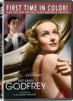 My man Godfrey /  Universal Pictures ; directed by Gregory La Cava.
