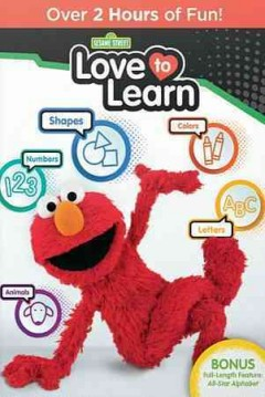 Sesame Street Love to Learn.