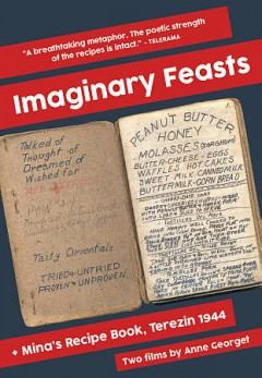 Imaginary Feasts + Mina's Recipe Book (French).