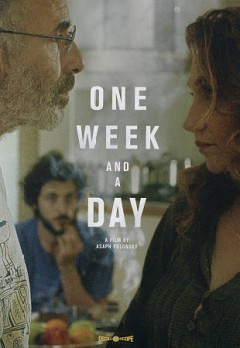One week and a day /  Black Sheep Film Productions ; written and directed by Asaph Polonsky. - Black Sheep Film Productions ; written and directed by Asaph Polonsky.