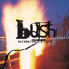 Razorblade suitcase /  Bush.