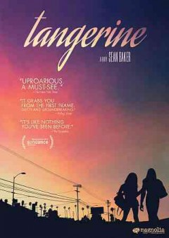 Tangerine /  Magnolia Pictures ; Duplass Brothers Productions and Through Films present ; in association with Cre Film and Freestyle Picture Co. ; producers, Marcus Cox & Karrie Cox ; producers, Darren Dean , Shih-Ching Tsou ; written by Sean Baker & Chris Bergoch ; directed by Sean Baker.