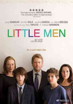 Little men /  director, Ira Sachs ; co-written by Ira Sachs and Mauricio Zacharias. - director, Ira Sachs ; co-written by Ira Sachs and Mauricio Zacharias.