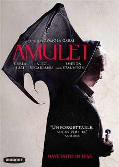 Amulet /  Magnet Releasing, Amp International and Northern Stories present in association with Head Gear Films, Metrol Technology & Kred Films ; a Stigma Films production with Summercourt Films ; produced by Matthew James Wilkinson ,Maggie Monteith ; written & directed by Romola Garai.