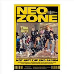 The 2nd Album 'Nct #127 Neo Zone' /  NCT 127.
